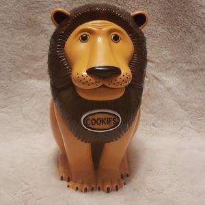 The Original Tiger Cookie Jar 1999 Roaring